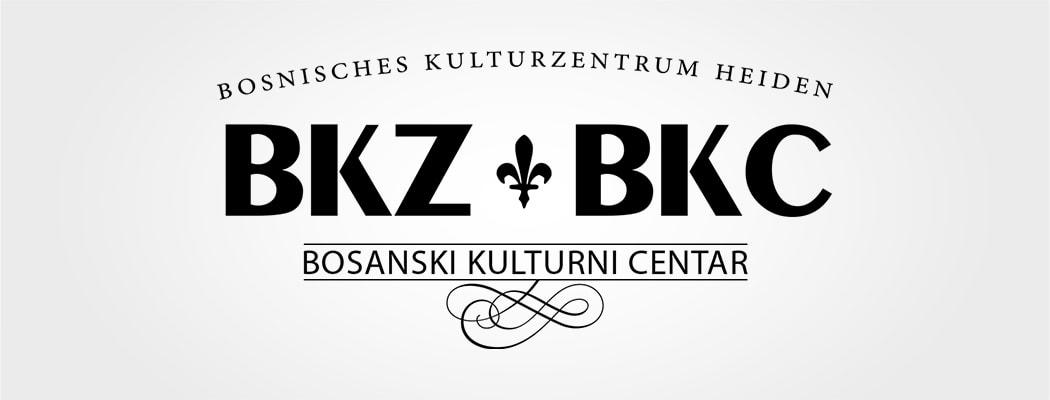 Logodesign für BKZ