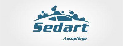 Logodesign für Sedart Autopflege