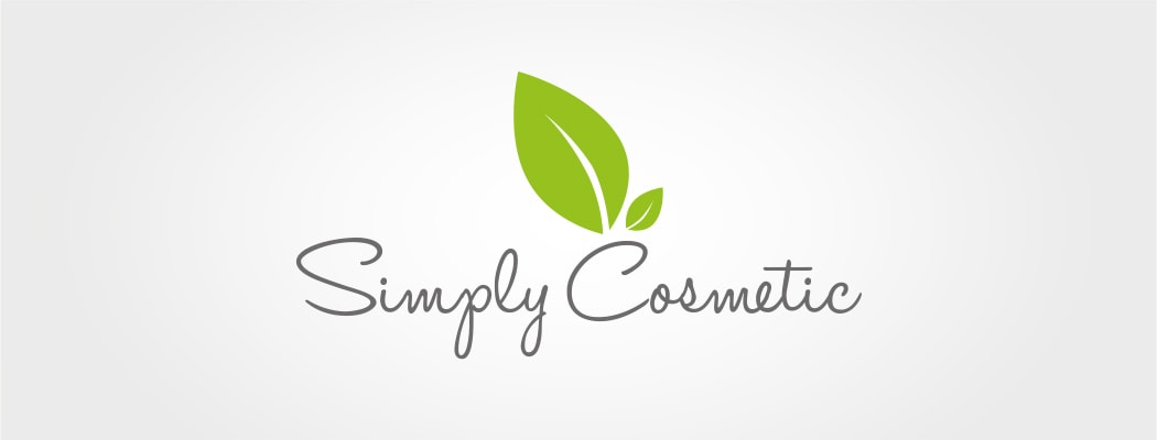 Logodesign für Simply Cosmetic