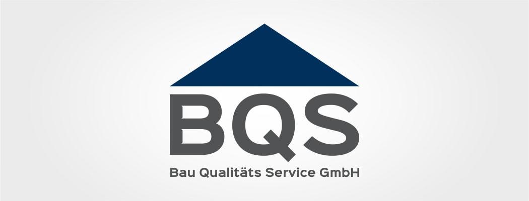 Logodesign für BQS - Bau Qualitäts Service