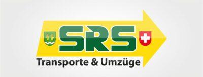 Logodesign für SRS Transport & Umzüge
